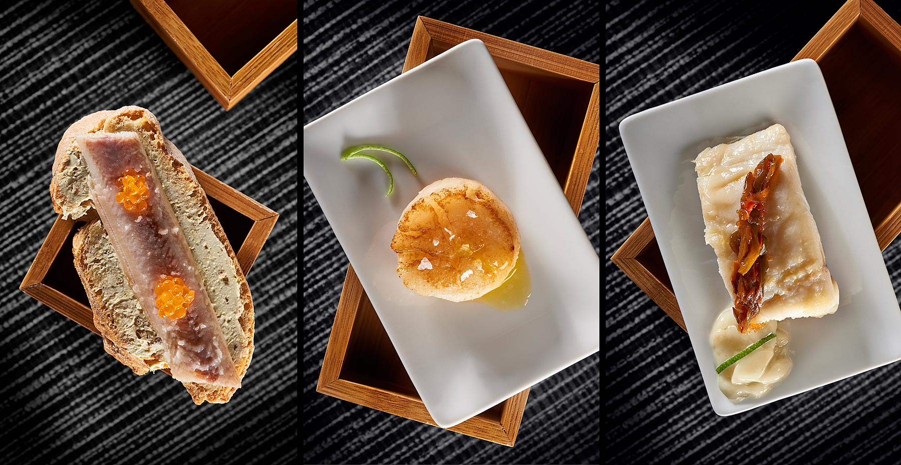Fotografia gastronomica pintxos pinchos ELKAR Pintxos-de-Leyenda